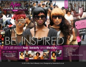 Afro Hair & Beauty Show
